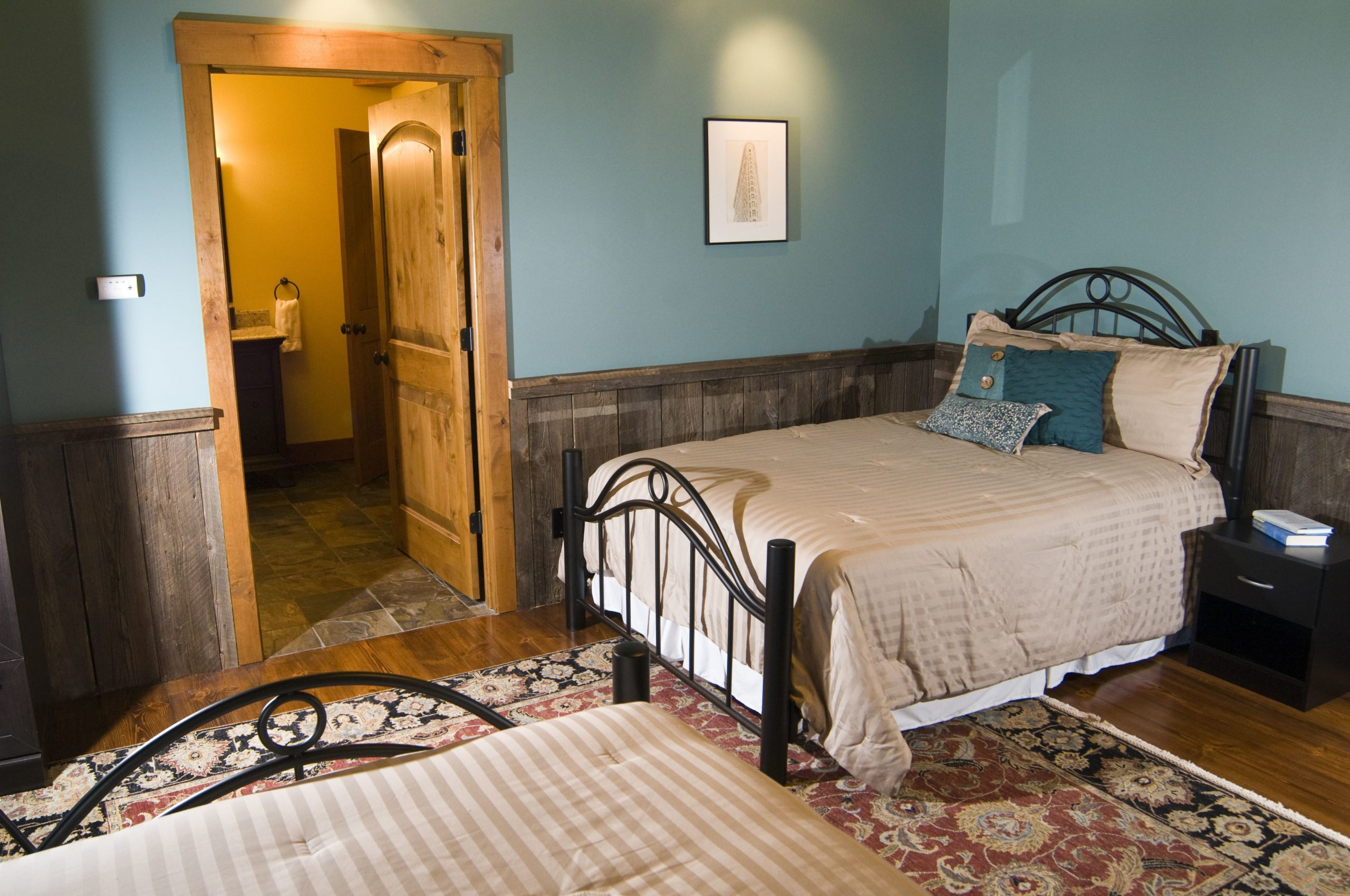 Shared bedroom at Silvermist